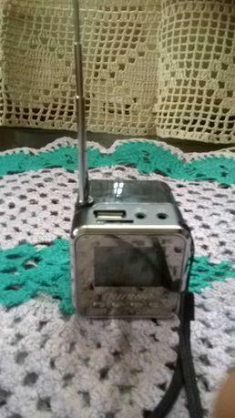 Głośnik Bluetooth Bezprzewodowy radio odtwarzacz mp3