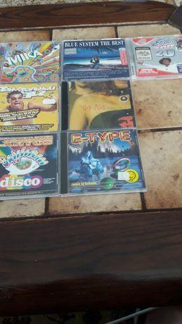 Музичні диски 90-х