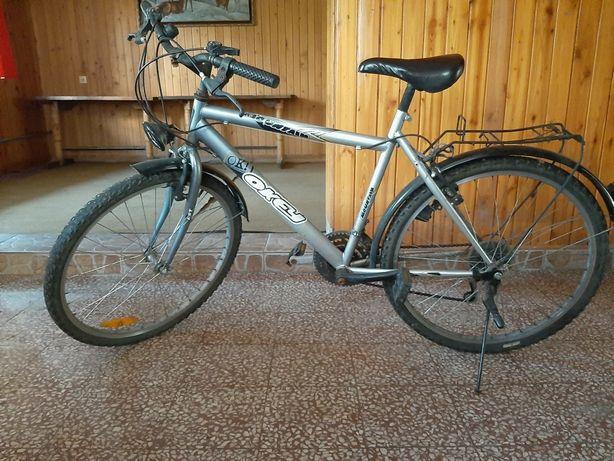 Rower męski miejski