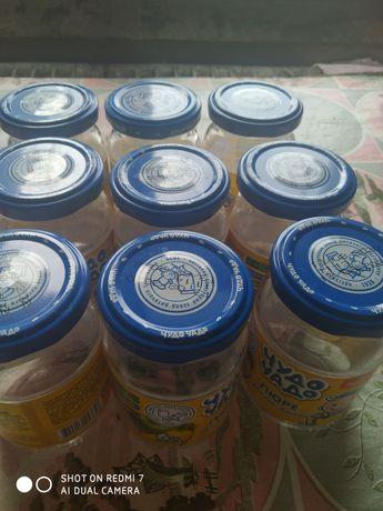 Продам баночки с детского питания