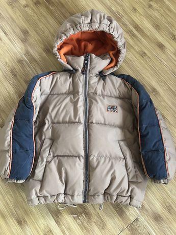 Куртка зимняя мальчик 1.5-2 года