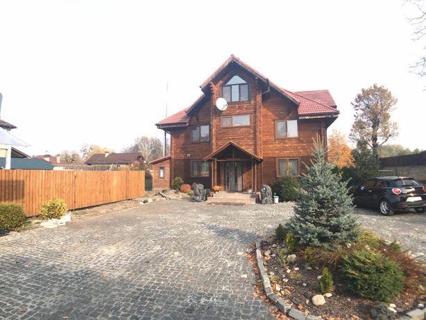 Продам Дом 570 кв с виходом на озеро,  Чапаевка, Столичное Шоссе