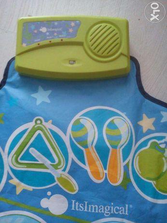 Bateria Imaginarium para bebé ou criança como nova