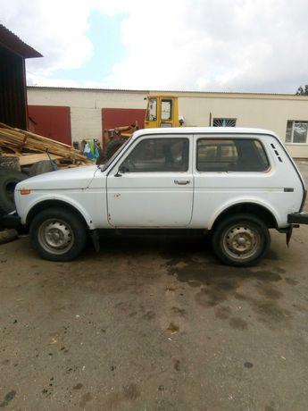 Автомобіль ВАЗ 21213 легковий джип державний номер АР3231АХ 2002р.в