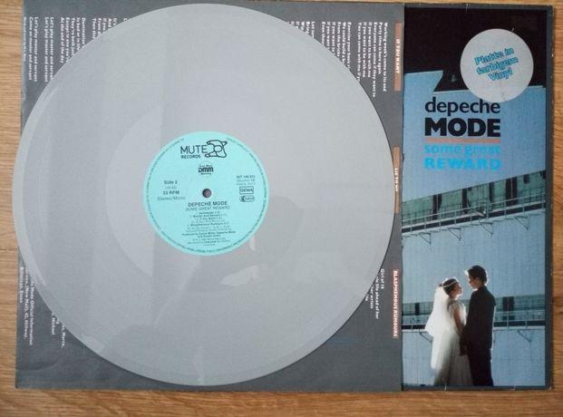 Depeche mode some great reward winyl.