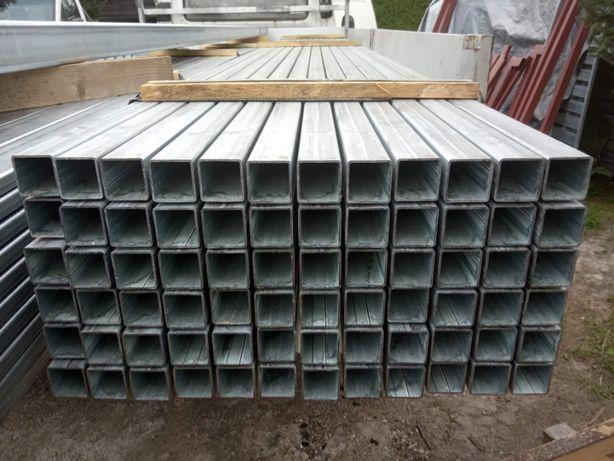 I GATUNEK profil kształtownik ocynkowany ocynk kwadrat 40x40x2