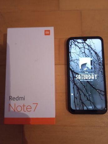 Redmi note 7 4gb  e 64gb em muito bom estado