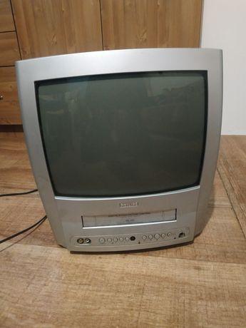 Telewizor Philips 14 Cali z odtwarzaczem VHS