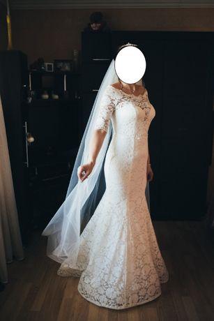 Весільна сукня/свадебное платье!