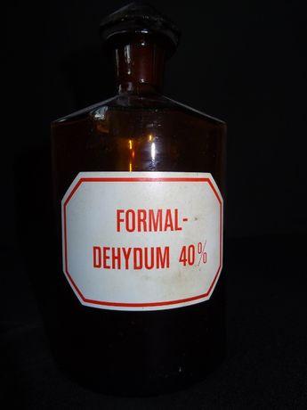 Steinglass butelka apteczna Formalinum Formalina duża