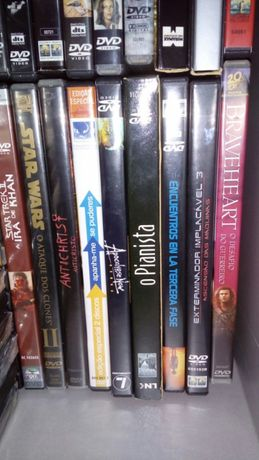 Colecção de Filmes DVD Edições Especiais