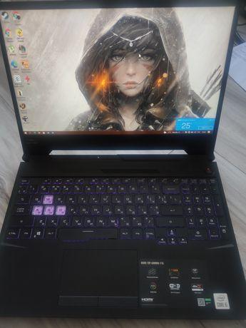 Игровой ноутбук Asus Tuf Gaming F15/1660Ti 6GB