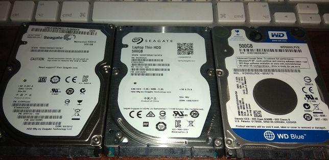 """БУ диски HDD 3.5"""", 2.5"""" 160-1000 GB"""
