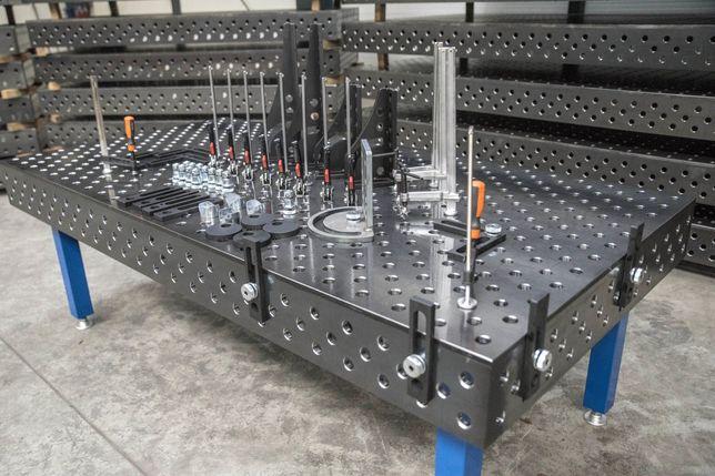 Stół spawalniczy montażowy 1000x2000x15s28mm