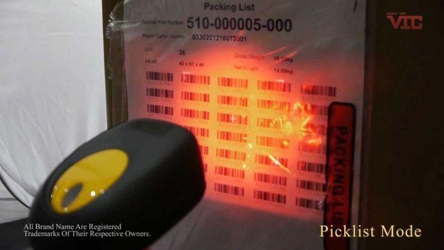 Сканер 2D QR-кодов Штрих-кодов Cipherlab 1704