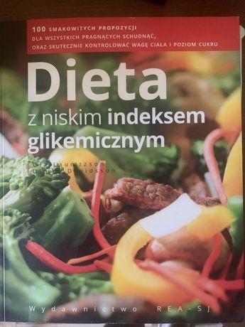 Książka Dieta z niskim IG