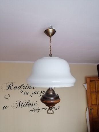 Lampa sufitowa. Bardzo ładna