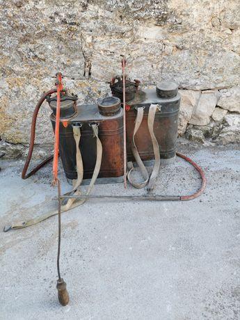 Máquinas de sulfatar em Cobre