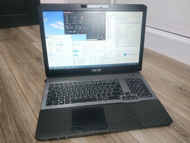 Продам ноутбук ASUS G75VW