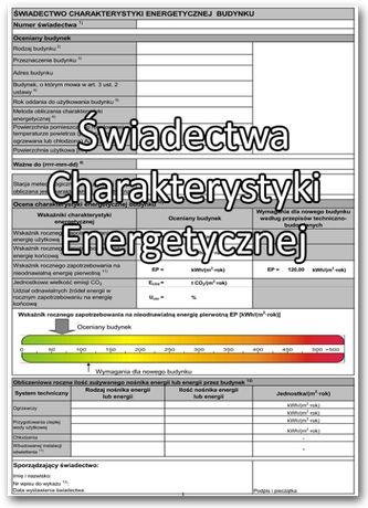 Świadectwo charakterystyki energetycznej, Audyt pod czyste powietrze
