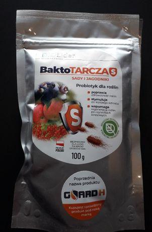 BaktoTarcza Bio preparat do sadów i jagodników.