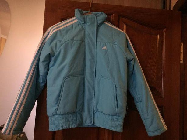 Продам весеннюю куртку для девочки ADIDAS, 10-12 лет