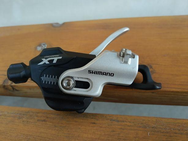 Manetka lewa Shimano Deore XT SL-M780 2/3 I-Spec A