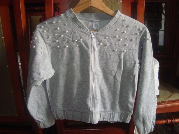 Lindex bluza dla dziewczynki roz. 134-140cm