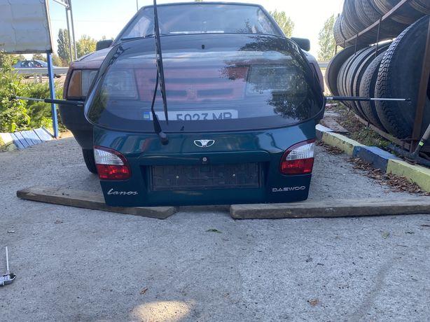 Daewoo Lanos купе кришка багажника