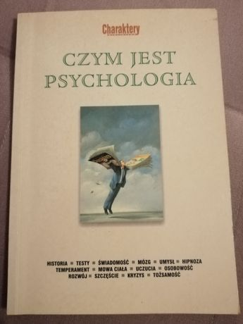 Książka czym jest psychologia 2002