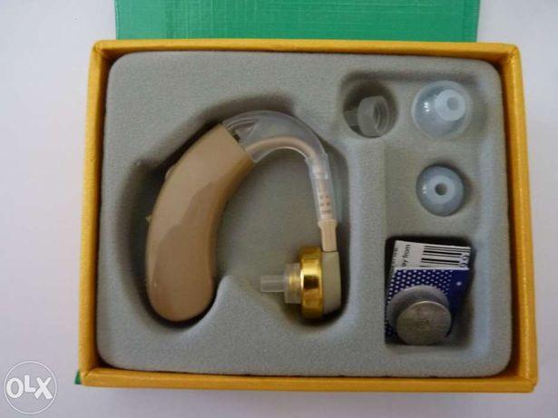 Aparelho Amplificador Auditivo Ouvidos Ajustável