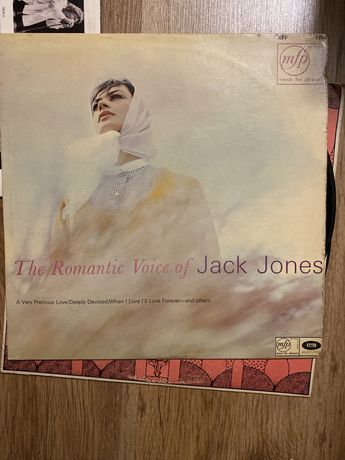 Vinil the romantic voice of Jack Jones MFP1056