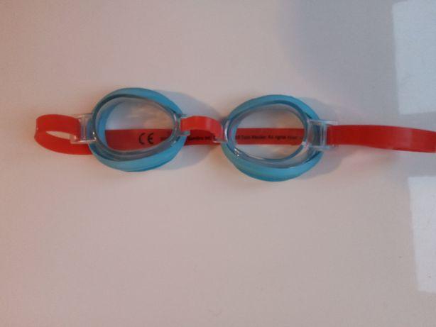 dziecięce okulary do pływania
