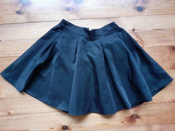 Elegancka spódniczka z koła 134 140 cm