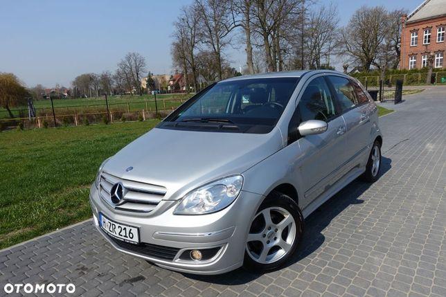 Mercedes-Benz Klasa B #Pól Skóry#Nawigacja#Serwis Do 2019 Rok#2008 Rok!!!
