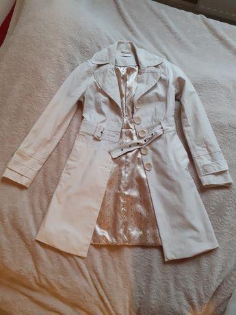 Płaszcz typu trencz Orsay rozmiar 36