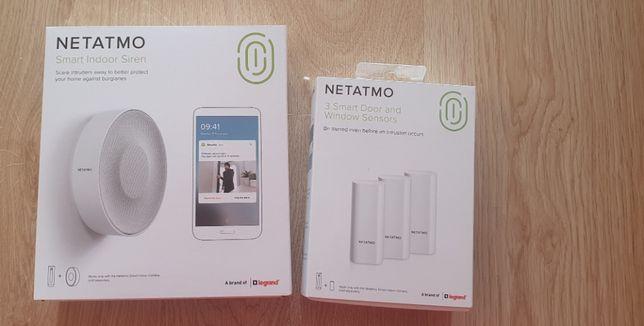 Komplet Netatmo Security Smart Home