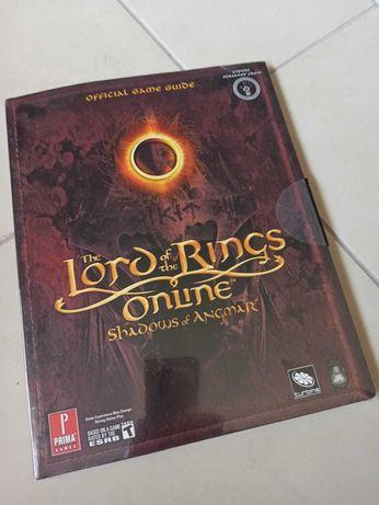 O Senhor Dos Anéis online:Sombras de Angmars PRIMA - Livro selado NOVO
