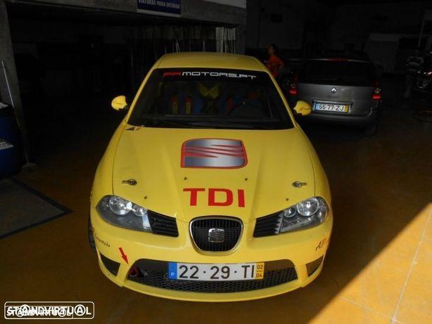 SEAT Ibiza TDI Cupra Competição RALLY