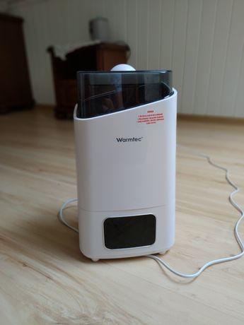 Nawilżacz powietrza plus jonizacja