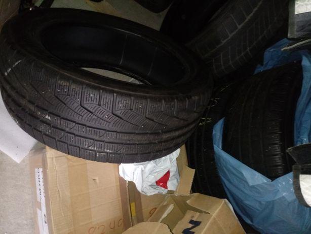 Opony zimowe Pirelli Sottozero run flat SSR 245/45/18 100V