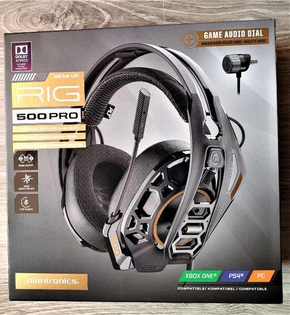 Słuchawki Gamingowe Plantronics RIG 500 Pro do Ps4 / Ps5 PC XBOX