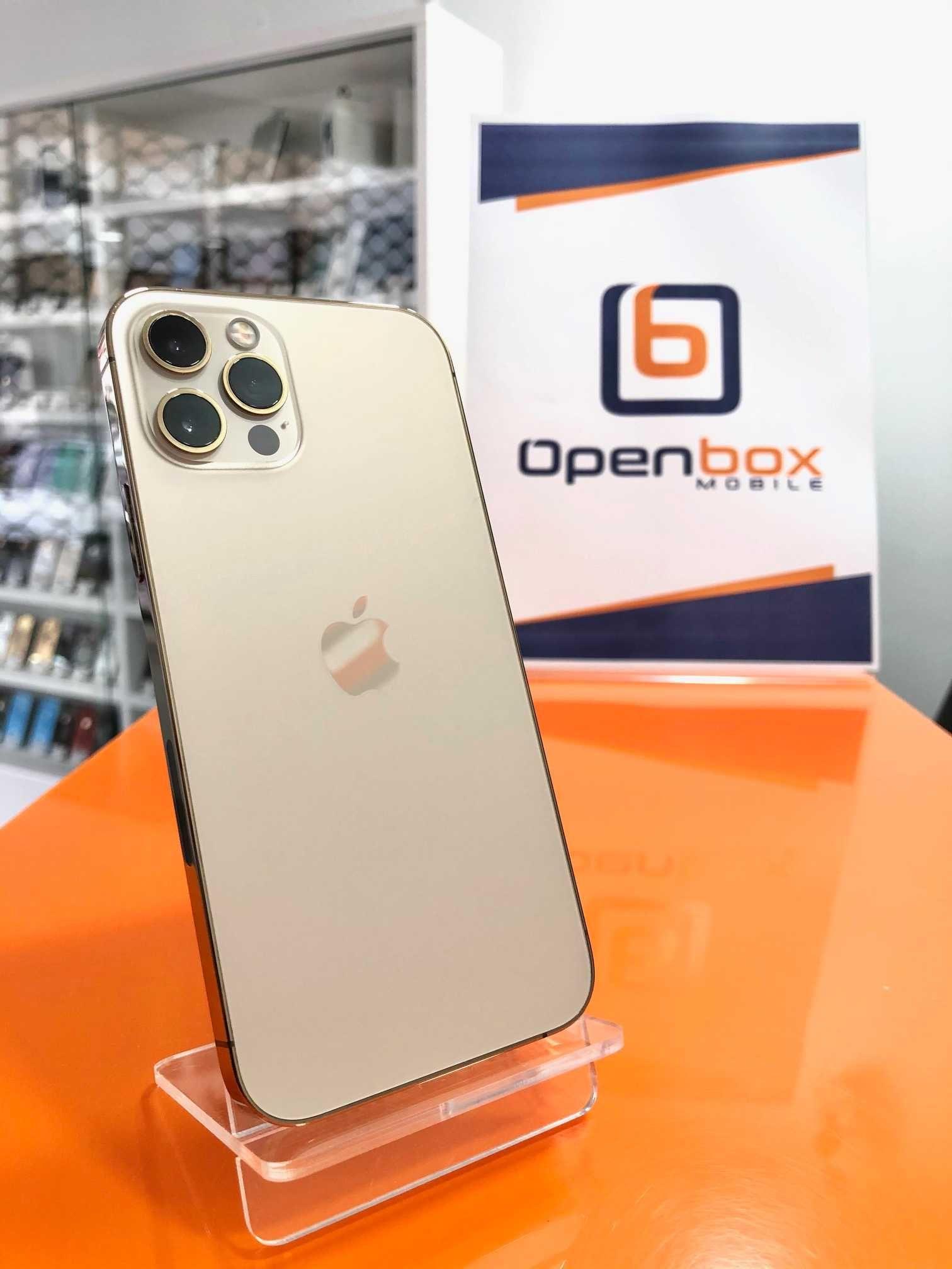 iPhone 12 Pro 128GB Dourado A - Garantia 12 meses