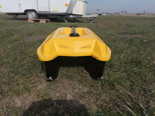 Łódka zanętowa magnum 35ah baterie pakiet Li ion flysky FS i6x