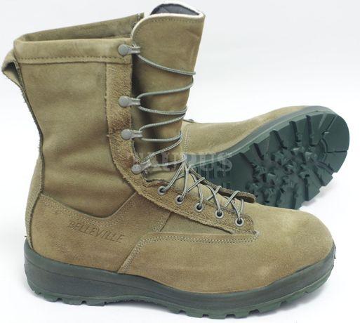 Зимние утепленные берцы армии США Belleville 675 Thinsulate (размеры)