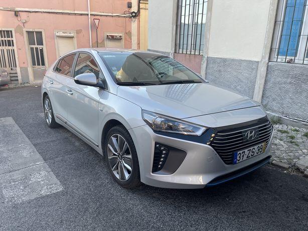 Hyundai Ioniq Hibrid