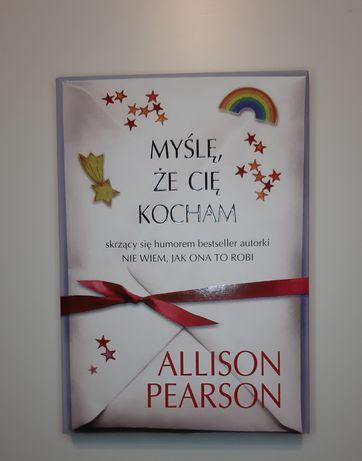 Allison Pearson Mysle ze cie kocham