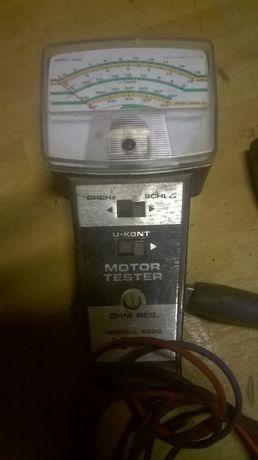 Motor tester