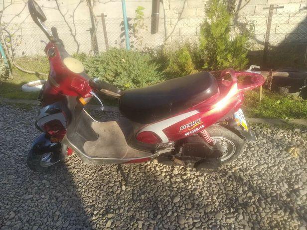 Мотоцикл Спарк 125 кубов