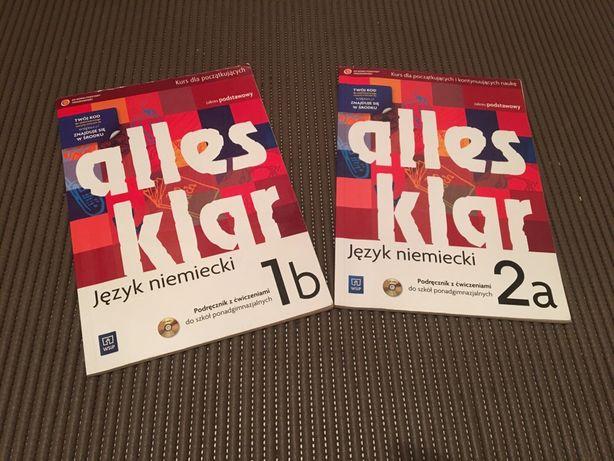 Język niemiecki podręcznik ćwiczenia zakres podstawowy